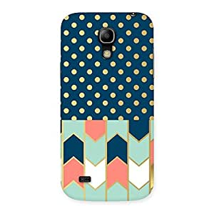 Pastal Pattern Back Case Cover for Galaxy S4 Mini