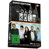 "Soko Edition - Soko K�ln, Vol. 2 [4 DVDs]von ""Jophi Ries"""