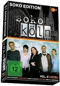 Soko Edition - Soko Köln, Vol. 2 [4 DVDs]