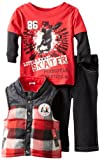 Little Rebels Boys 2-7 Three-Piece Freestyle Skating Competition Set