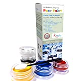 Kooalo Face Paint - All Natural, American-made Face Painting Kits. Certified Organic