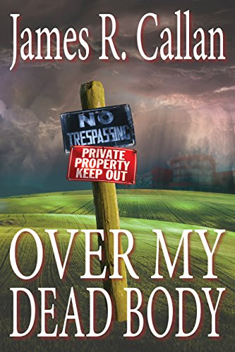 Book: Over My Dead Body (Father Frank Mysteries Book 2) by James R. Callan