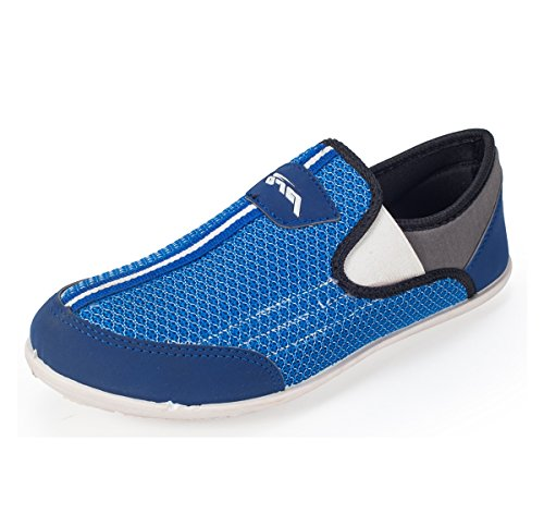 Pro (from Khadims) Women's Blue Synthetic Walking Sneakers - 6