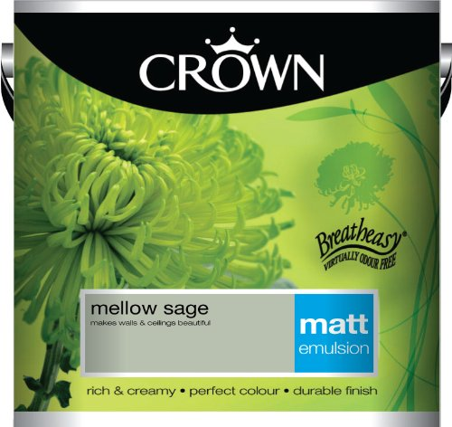 Crown Matt 2.5L Emulsion - Mellow Sage