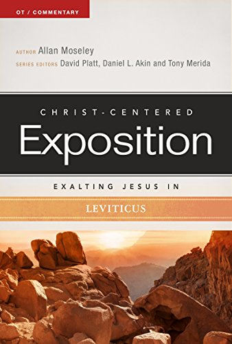 exalting-jesus-in-leviticus-christ-centered-exposition-commentary-english-edition