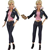 Fashion Evening Party Clothes Wears Dress Outfit For Barbie Doll Xmas Gift