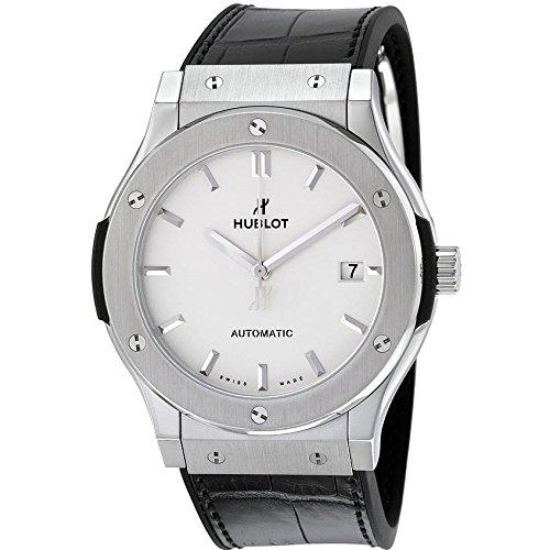 hublot-mens-45mm-black-alligator-leather-band-titanium-case-automatic-analog-watch-511nx2611lr