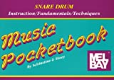 img - for Snare Drum Pocketbook book / textbook / text book