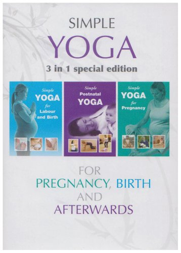 Simple Yoga For Pregnancy, Birth And Afterwards [DVD]