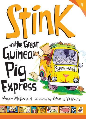 Megan McDonald - Stink and the Great Guinea Pig Express