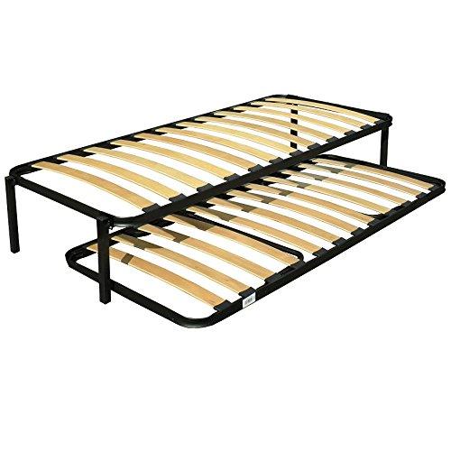 Materasso easy altezza 18cm 80 x 190 cm cotone ortopedico - Altezza materasso ...