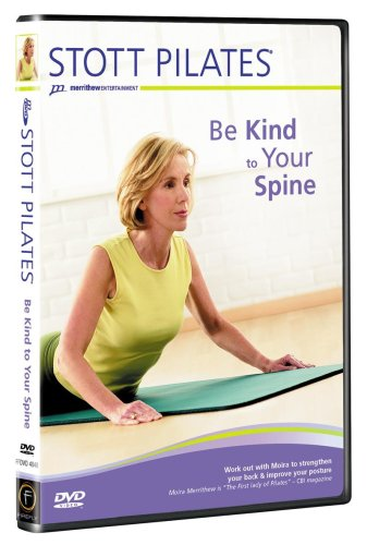 Stott Pilates: Be Kind to Your Spine [DVD]