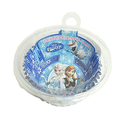 アルミカップ お弁当用おかずカップ 20枚入り アナと雪の女王 Frozen ディズニー APAP2