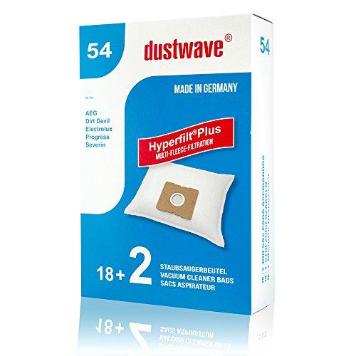 20 staubsaugerbeutel geeignet f r severin bc 7055 s 39 power snowwhite xl staubsauger dustwave. Black Bedroom Furniture Sets. Home Design Ideas