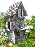 Fairy Garden Driftwood Hide-Away