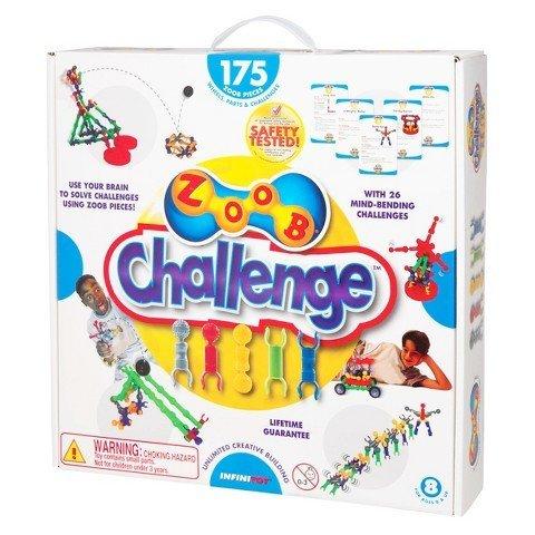ZOOB S.T.E.M. Challenge Building Set