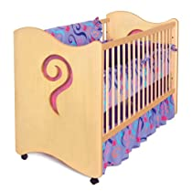 Big Sale Room Magic Crib/Toddler Bed, Teaset