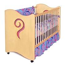 Hot Sale Room Magic Crib/Toddler Bed, Teaset