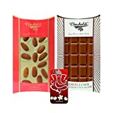 Chocholik Belgium Chocolate Gifts - Crunchy Combo Of Chocolate Bars With 3d Mobile Cover For IPhone 6 - Gifts...