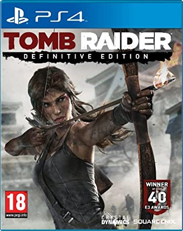 Tomb Raider Definitive Edition -Limited Digipack Version (PS4)