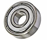608ZZ Bearing 8x22x7 Shielded Miniature Ball Bearings