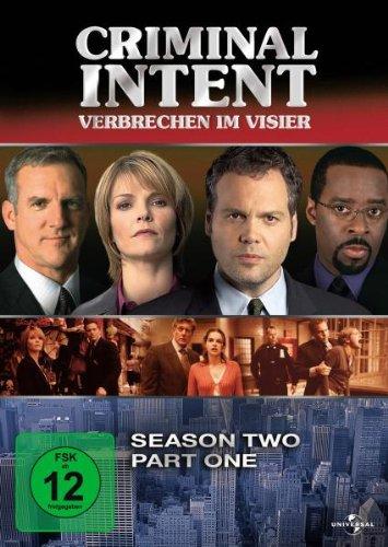 Criminal Intent - Verbrechen im Visier, Season Two, Part One [4 DVDs]