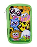 Moshi Monsters Moshling Zoo Double Tier Filled Pencil Case Set