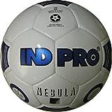Indpro Unisex Nebula Football 3 White Blue