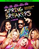 Spring Breakers [Blu-ray + Digital UltraViolet]