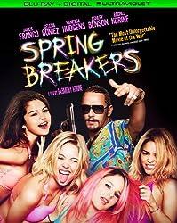 Spring Breakers [Blu-ray + Digital UltraViolet]