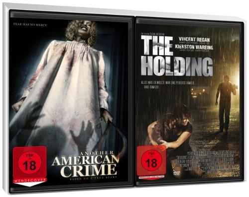 FSK 18 Spar-Set 2DVDs Horror : Another American Crime + The Holding