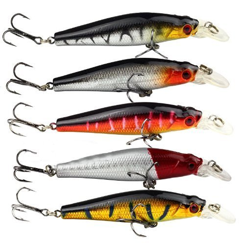 Acefast-INC-5pcs-Fishing-Bass-Lures-Diving-Crankbait-Minnow-Treble-Hooks-Baits-88g-8cm
