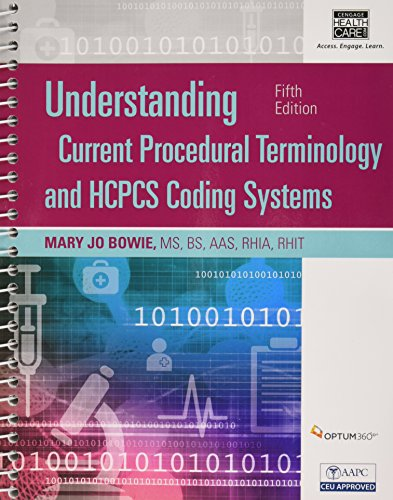 Download Understanding Current Procedural Terminology and HCPCS Coding Systems, Fifth Edition (Book Only)