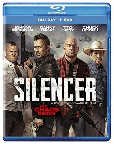 Blu-ray : Silencer (Widescreen, 2 Pack, 2PC)