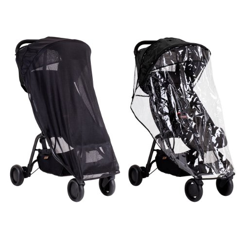 Mountain Buggy Nano All Weather Cover Pack - 1