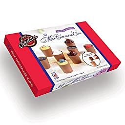 32pc Milk Chocolate Cordial Cups Certified Kosher & Halal