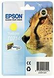 Epson Tintenpatrone gelb T0714