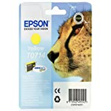 Epson Durabrite Inkjet Cartridge Yellow Ref T071440by Epson