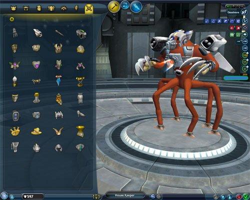 Spore: Galactic Adventures Expansion Pack galerija