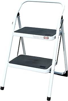 AmeriHome 2-Step Steel Utility Ladder