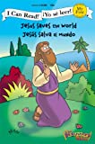 img - for By Zondervan - Jesus Saves the World / Jesus salva al mundo (I Can Read! / The Beginner's Bible / Yo se leer!) (Bilingual) (7/31/09) book / textbook / text book