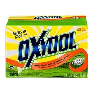 Oxydol with Biz Smells So Good Scent Laundry Detergent , 100 OZ