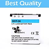 HSN 3.7V High Quality Capacity Battery For Sony Ericsson C510 Xperia X10 Mini Pro T303 T650I W580I W902 W980I W995 Z770I Z780I New