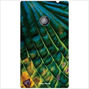 Design Worlds - Nokia Lumia 520 Designer Back Cover Case - Multicolor Phone...