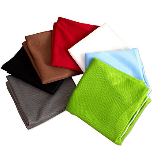 洗える マットレスカバー シングル ボックスシーツタイプ 三つ折り対応 メッシュ ブラック 13810057 BK