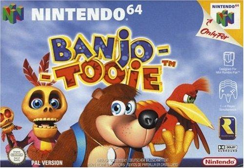 Banjo Tooie (N64)