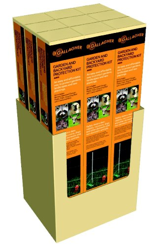 Gallagher A600 Garden And Backyard Protection Fencing Kit