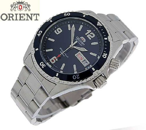 ORIENT deep MAKO Automatic professional Diver watch CEM65002D