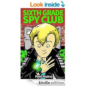 Sixth Grade Spy Club