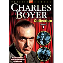 Charles Boyer Collection 1